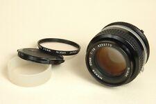 Nikon Nikkor 50mm F1.4 AI-S AIS Prime Lens - Made In Japan - NM/MINT