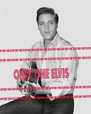"ELVIS PRESLEY in the Movies 1962 8x10 Photo ""KID GALAHAD"" STUNNING STUDIO SHOT"