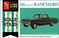 AMT 1961 Ford Falcon Ranchero 1/32 scale model car kit new 984