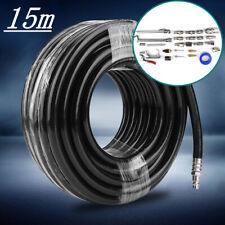 50m Druckluftschlauch 9x3 mm Trinkwasserschlauch Wasserschlauch 0,70 EUR//m