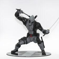 Avengers X-Men Gray Suit Deadpool Statue Action Figure PVC ARTFX+ Toy