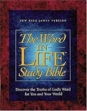 The Word in Life Study Bible, NKJV: Discover the Truths of God's Word for You an