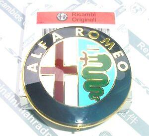 ALFA ROMEO GIULIETTA  (2010 > 2016) New GENUINE Front Bonnet Grille Badge Emblem