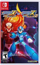 Mega Man X Legacy Collection 1 + 2 Nintendo Switch Game (#)