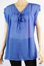 Saba Regular Size Casual Sleeveless Tops for Women