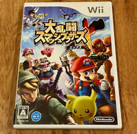 FOR JAPAN CONSOLES ONLY Nintendo Wii, Super Smash Bros. Brothers Brawl X