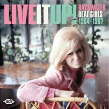 "LIVE IT UP ""BAYSWATER BEAT GIRLS 1964-1967"" 60's BEAT MONSTERS CD"