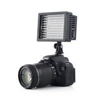 160 LED Studio Video Light For Canon Nikon Camera DV Camcorder Photography YS