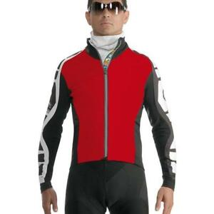 ASSOS IJ.BONKA.6 CENTO JACKET - RED