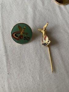 Rafa Pin Badges