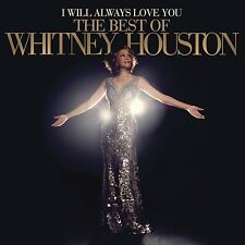 WHITNEY HOUSTON - I WILL ALWAYS LOVE YOU: THE BEST OF W.H.  2 CD POP/SOUL  NEUF
