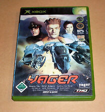 Microsoft XBox Spiel Game - Yager
