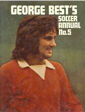 George Best's Soccer Annual No. 5 - Hardback Book