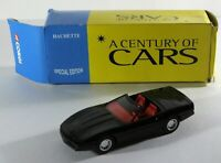 Solido 1/43 Scale - Chevrolet Corvette C4 Black diecast model Corgi car