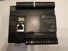 Controllore M221 24 I/O transistor PNP TM221C24T  Schneider Electric PLC