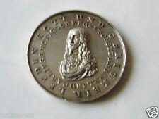 ALLEMAGNE : RARE MEDAILLE EN ARGENT GROSSBRITANNIEN CHARLES I 1625-1649
