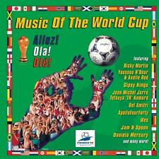 Music of the World Cup Allez! Ola! Ole! by Various Artists CD Soccer Futball