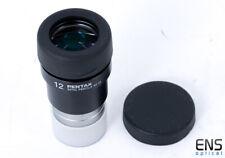 "Pentax SMC XF12 12mm Wide Angle Eyepiece lanthanum glass (1.25"")"