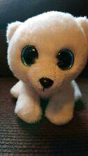 Polar bear Cuddly Toy TY