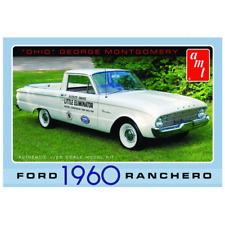 1960 Ford Ranchero Ohio George 1:25 scale model kit AMT822