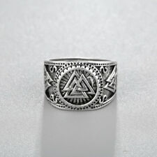 Winter Men Ring Jewelry Valknut Viking Signet Ring Viking Rings Viking Jewelry