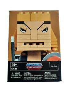 NEW! Mega Construx He-Man Masters of the Universe Figure Building Kit New In Box