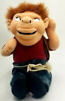 "Universal Studios Monsters The Hunchback 15"" Stuffins 1999 Vintage Plush"