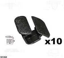 10x Blende Clips Befestigung Halterung 14,5 x 11,7 VW Golf  Audi 50146Z