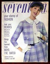 Seventeen Magazine ~ January 1961 ~ Sophia Derly Hayley Mills Joey Heatherton