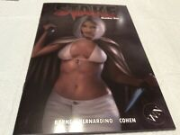 STAKE #1 WOMEN OF COMICS CARLA COHEN EXCLUSIVE VARIANT COVER LIMITED TO 125 NM