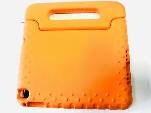 For Apple Ipad mini4 case Traveller Green and orange