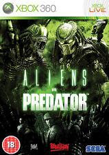 Aliens Vs Predator ~ Xbox 360 (EN BUEN ESTADO)
