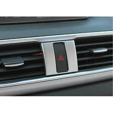 Inner Dashbaord Warning Light Button Cover Trim For Mazda 3 AXELA M3 2014-2017