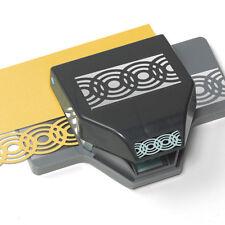 Ek Éxito-Ek Tools-vinculado círculo Cadena Grande Perforadora de borde