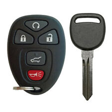For Saturn Outlook 2007 2008 2009 2010 Keyless Entry Remote Fob + Key