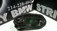 BMW CARRIER OUTSIDE DOOR HANDLE LEFT REAR COMFORT ACCESS E60 E61 5 SERIES 04-10