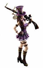 Game LOL League Of Legends Caitlyn Action Figure 3D Statue Model Toys