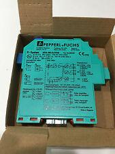Pepperl&Fuchs KFD2-SR2-Ex1.W.LB Isolator K System Module Part No.132959