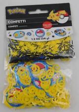 Pokemon Birthday Party Confetti Table Decoration New