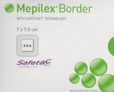 Mepilex Border 7x7.5cm, 10  x Dressings