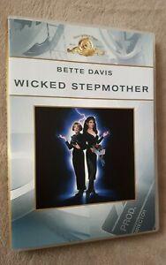 WICKED STEPMOTHER (1989) Bette Davis film. uk compatible region free DVD