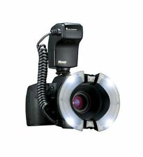 MACRO RING FLASH X CANON E NIKON VERSIONE TTL