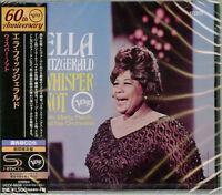 ELLA FITZGERALD-WHISPER NOT -JAPAN SHM-CD Ltd/Ed C94
