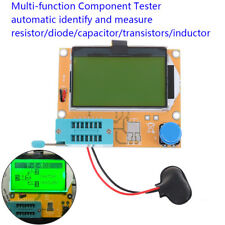 All-in-1 component tester transistor diode capacitor resistor inductor meteDLOI