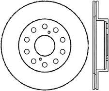 Disc Brake Rotor-Base Rear Left Stoptech 126.44072CSL fits 1991 Toyota MR2