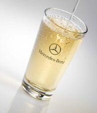 6 X ORIGINALE MERCEDES BENZ bicchieri bicchiere acqua vetro trasparente LOGO 250ml
