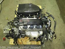 JDM 01-05 Honda Civic Acura EL 1.7L Sohc Vtec D17A Engine & Auto Transmission
