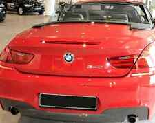 BMW F12 6 Series Convertible | Wind Deflector + Storage Bag | 2011-present