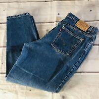 Vintage Levi's 550 High Rise Mom Jeans Size 18