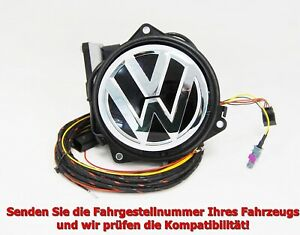 NEW Genuine VW Golf 7 VII EGOLF reversing camera RVC Logo Emblem Badge 5G0827469